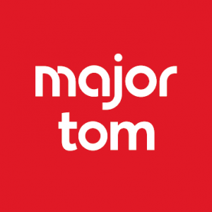 Major Tom Branding Logo